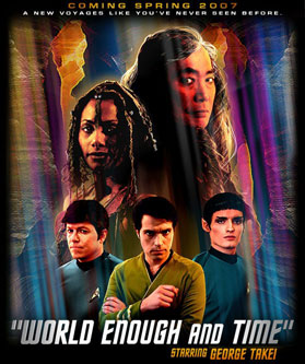 World Enough And Time Promotional Poster