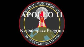 Apollo 11 in KSP