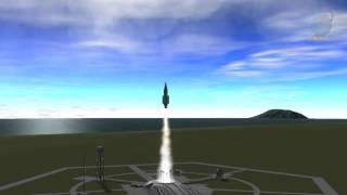 ROMBUS 1 Launch